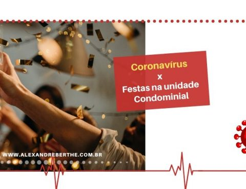 coronavirus festa condomino